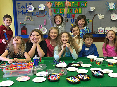 About LEGO Birthday Parties In Knox Knoxville Tennessee
